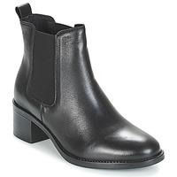 鞋子 女士 短筒靴 André CRUMBLE 黑色