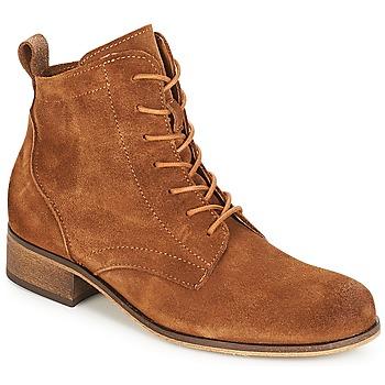 鞋子 女士 短筒靴 André GODILLOT 棕色