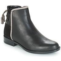 鞋子 女士 短筒靴 André TITOL 黑色