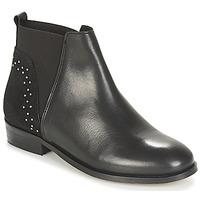 鞋子 女士 短筒靴 André TANDI 黑色