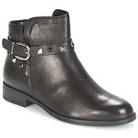 鞋子 女士 短筒靴 André TIFFEN 黑色