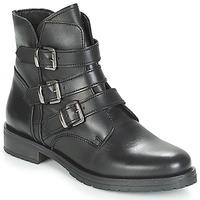 鞋子 女士 短筒靴 André TONYA 黑色
