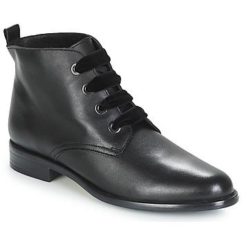 鞋子 女士 短筒靴 André THAO 黑色