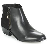 鞋子 女士 短筒靴 André THAIS 黑色