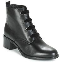 鞋子 女士 短筒靴 André THARA 黑色