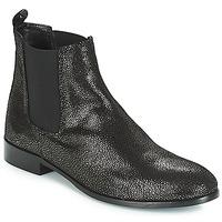 鞋子 女士 短筒靴 André AGRIA 黑色