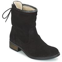鞋子 女士 短筒靴 André TELEX 黑色