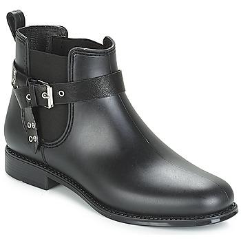 鞋子 女士 短筒靴 André THAMES 黑色