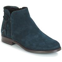 鞋子 女士 短筒靴 André BILLY 蓝色