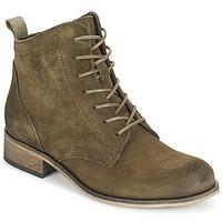 鞋子 女士 短筒靴 André GODILLOT 绿色