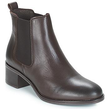 鞋子 女士 短靴 André CRUMBLE 棕色