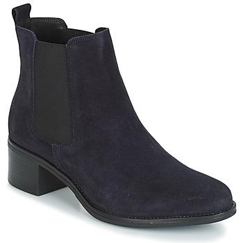 鞋子 女士 短靴 André CRUMBLE 海蓝色
