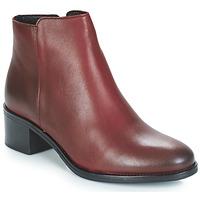 鞋子 女士 短靴 André CREDO 紅色