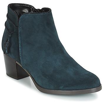 鞋子 女士 短靴 André MISTINGUETTE 蓝色