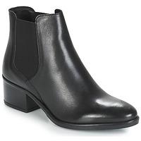 鞋子 女士 短筒靴 André TRIUMPHA 黑色