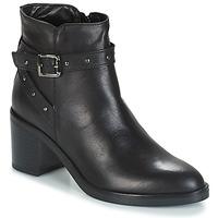 鞋子 女士 短靴 André FRENCHY 黑色