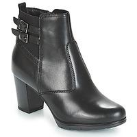 鞋子 女士 短筒靴 André CARACAL 黑色