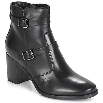 鞋子 女士 短筒靴 André TORI 黑色