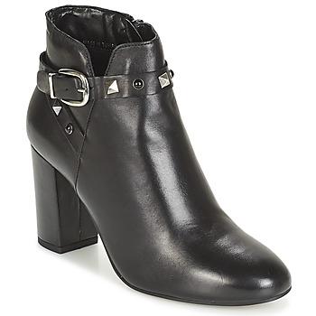 鞋子 女士 短筒靴 André FLY 黑色
