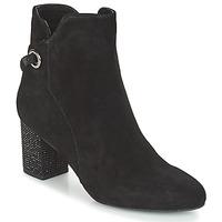 鞋子 女士 短筒靴 André FILIE 黑色