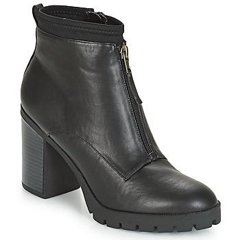 鞋子 女士 短筒靴 André TROUBADOUR 黑色