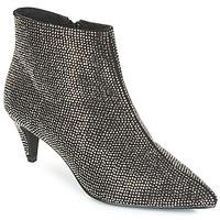 鞋子 女士 短筒靴 André FALLEEN 黑色