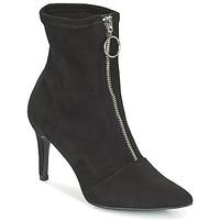 鞋子 女士 短靴 André FIRE 黑色
