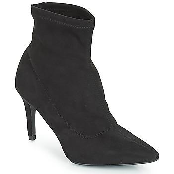 鞋子 女士 短靴 André FANTASQUE 黑色