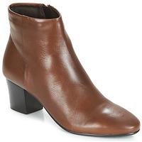 鞋子 女士 短靴 André FAME 棕色