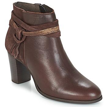 鞋子 女士 短靴 André TIARA 棕色