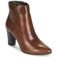 鞋子 女士 短筒靴 André FAST 棕色