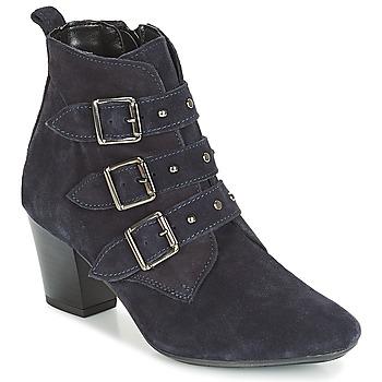 鞋子 女士 短靴 André TRACY 蓝色