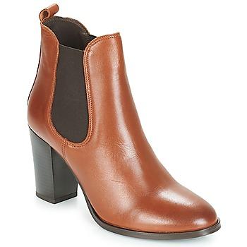 鞋子 女士 短靴 André CLAFOUTI 棕色