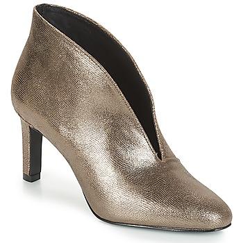 鞋子 女士 高跟鞋 André FILANE 金色