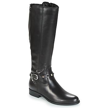 鞋子 女士 都市靴 André TESS 黑色
