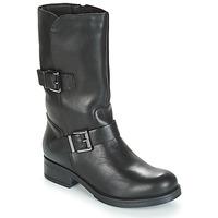 鞋子 女士 都市靴 André TOPI 黑色
