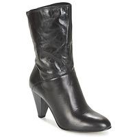 鞋子 女士 都市靴 André FEVER 黑色