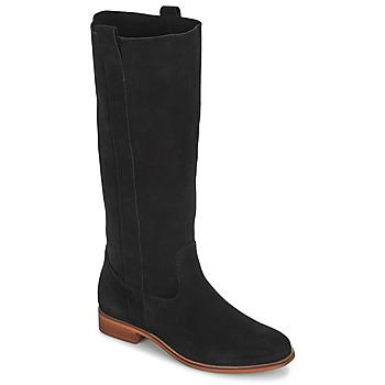 鞋子 女士 都市靴 André THEE 黑色