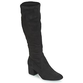 鞋子 女士 都市靴 André FARFELUE 黑色