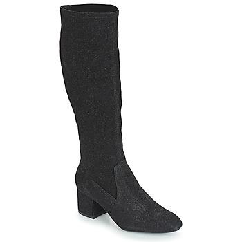 鞋子 女士 都市靴 André FARFELUE 黑色 / 浅黄色