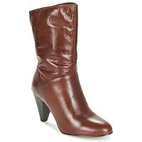 鞋子 女士 都市靴 André FEVER 棕色