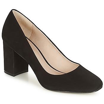 鞋子 女士 高跟鞋 André PENSIVE 黑色