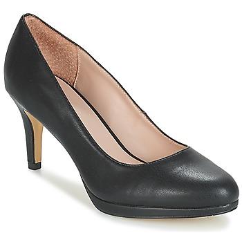 鞋子 女士 高跟鞋 André CRYSTAL 黑色