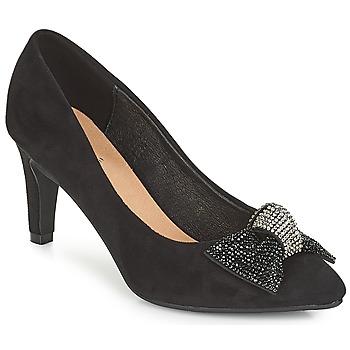 鞋子 女士 高跟鞋 André FASCINE 黑色