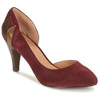 鞋子 女士 高跟鞋 André FREESIA 波尔多红