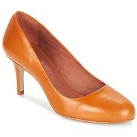 鞋子 女士 高跟鞋 André FLAVIE 黃色