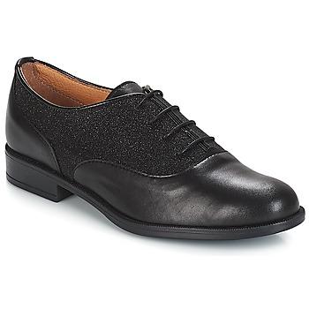 鞋子 女士 德比 André CHARLY 黑色