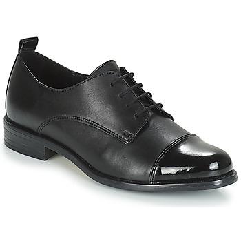 鞋子 女士 德比 André TEDORA 黑色