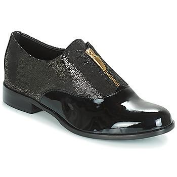 鞋子 女士 德比 André AURELIE 黑色