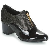鞋子 女士 德比 & 系帶短筒靴 André ALISON 黑色